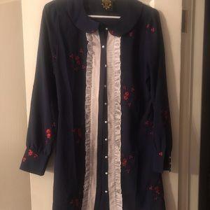Dresses & Skirts - Nishe shirt dress size US 4